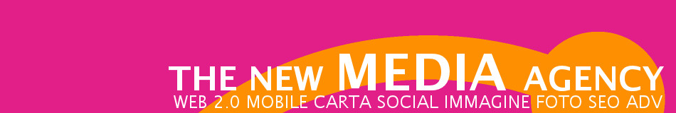 the new media agency, web 2.0 mobile carta immagine seo foto adv